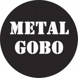 Custom Metal Gobo