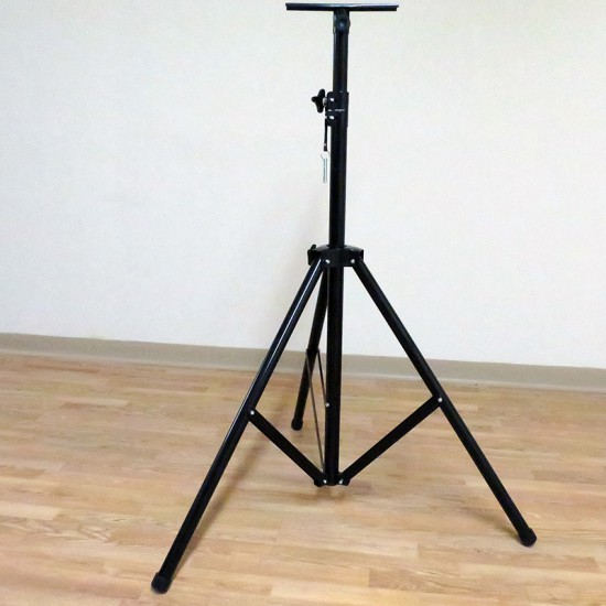 Tripod Base Speaker Stand for Gobo Projectors