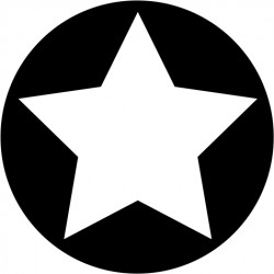 A101-2 Five Point Star