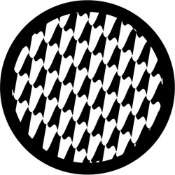 B208 Grid Wave (Glass)