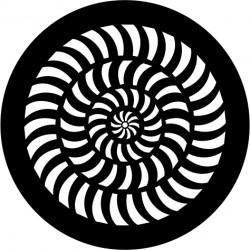 B215 Spiral Twist (Glass)