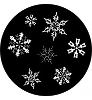 C104 Flakes Of Snow 2 (Glass)