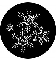 C106 Flakes Of Snow3(Glass)