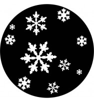 C108 Snowflakes4(Glass)