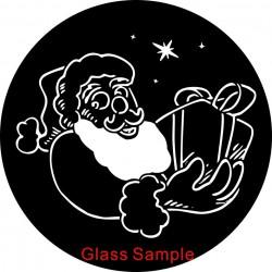 E103 Santa Gives a present