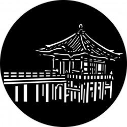 I106-Janpanese Temple