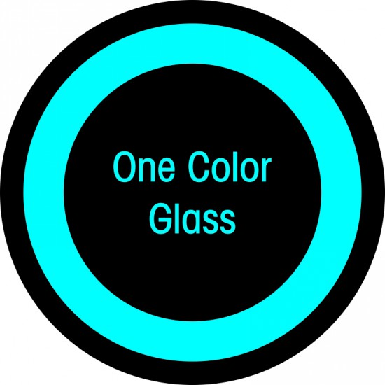 One Color Glass