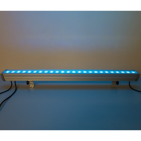 24x3W 3-in-1 Tricolor RGB LED Wall Washer Light